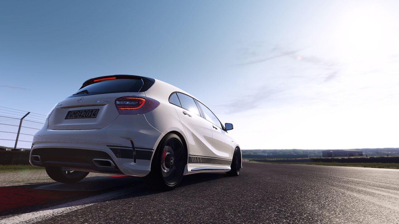 Project CARS: copertina della versione Wii U