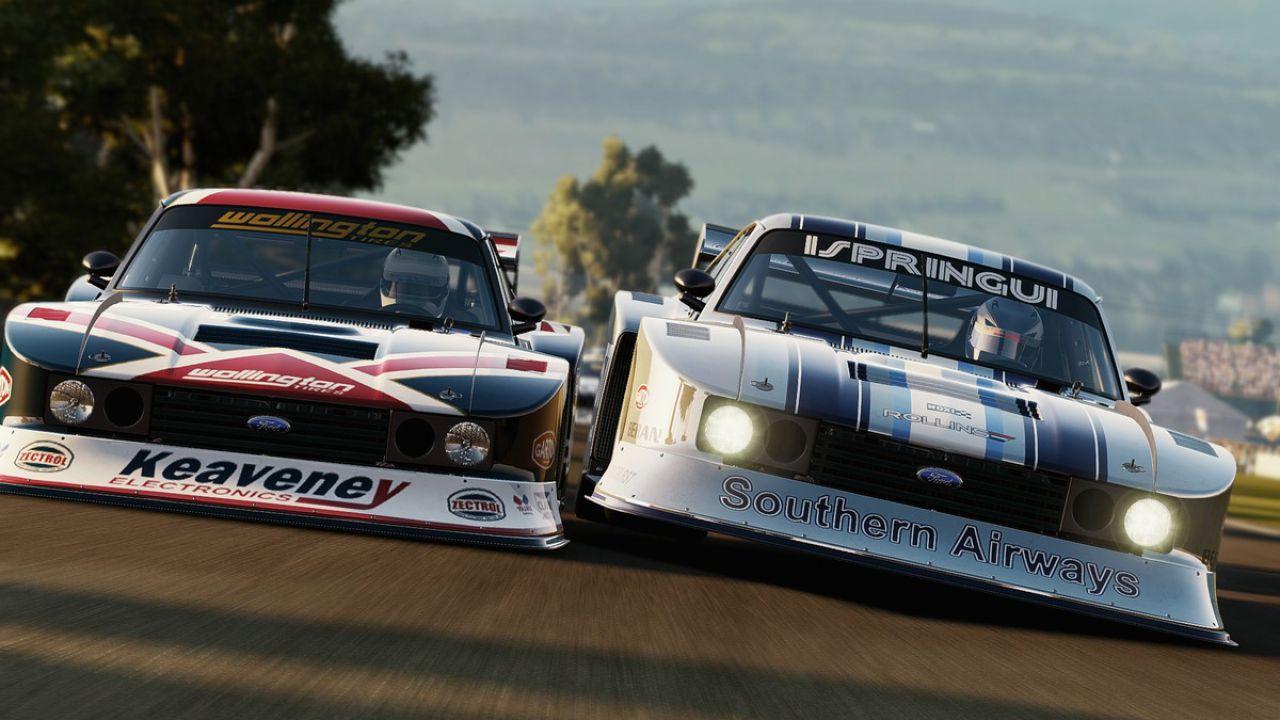 Project CARS inaugura la nuova generazione dei simulatori di corse