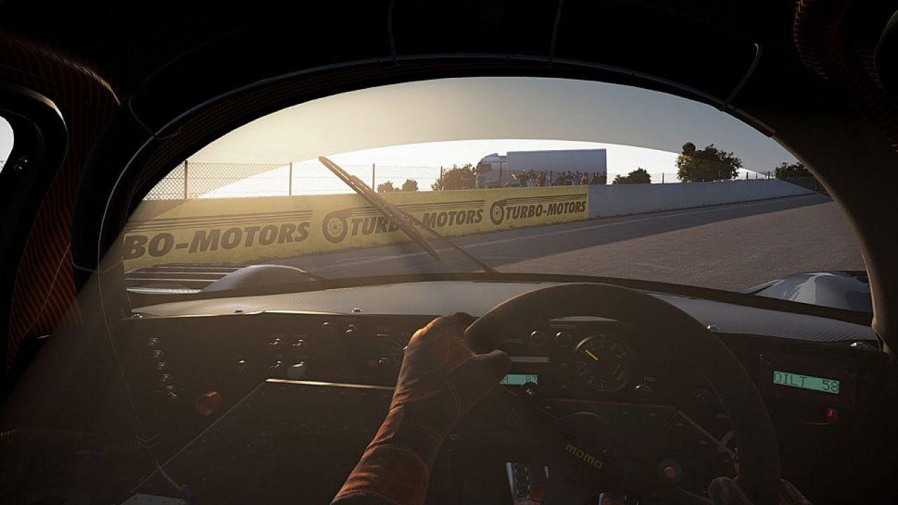 Project CARS: nuove immagini e video dal gran premio di Imola
