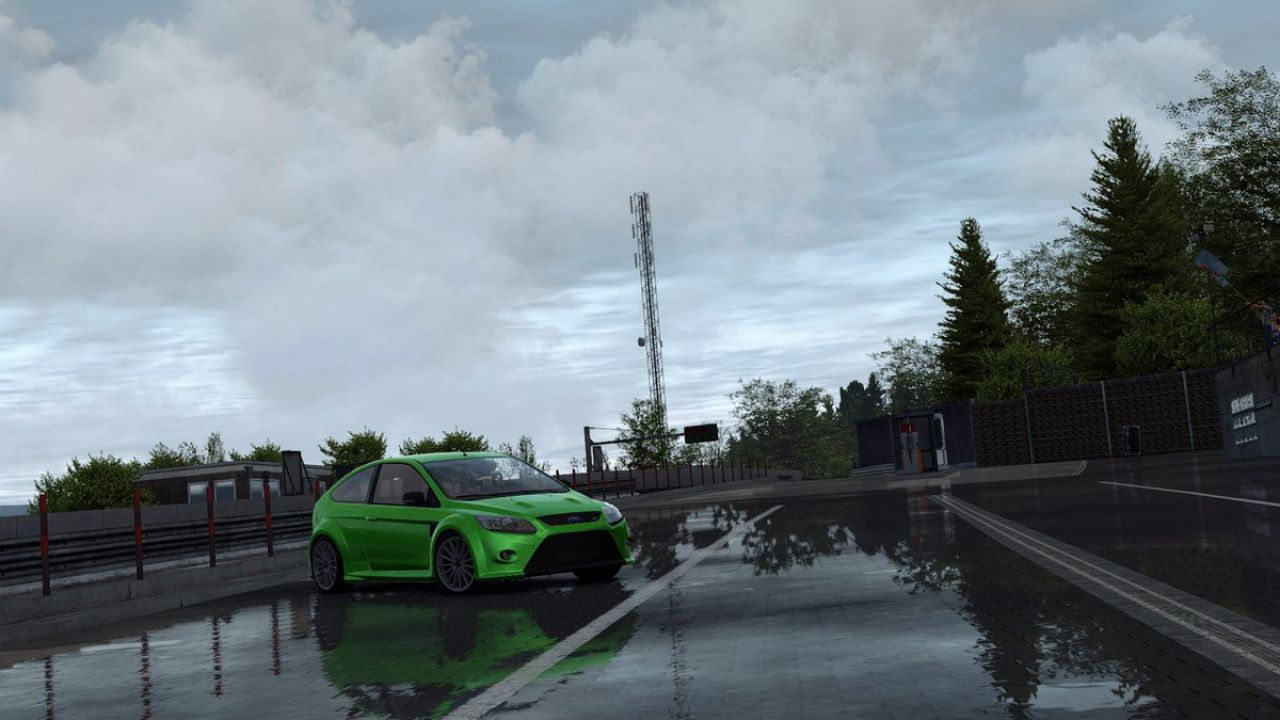 Project CARS, video gameplay a Spa Francorchamps e Nurburgring