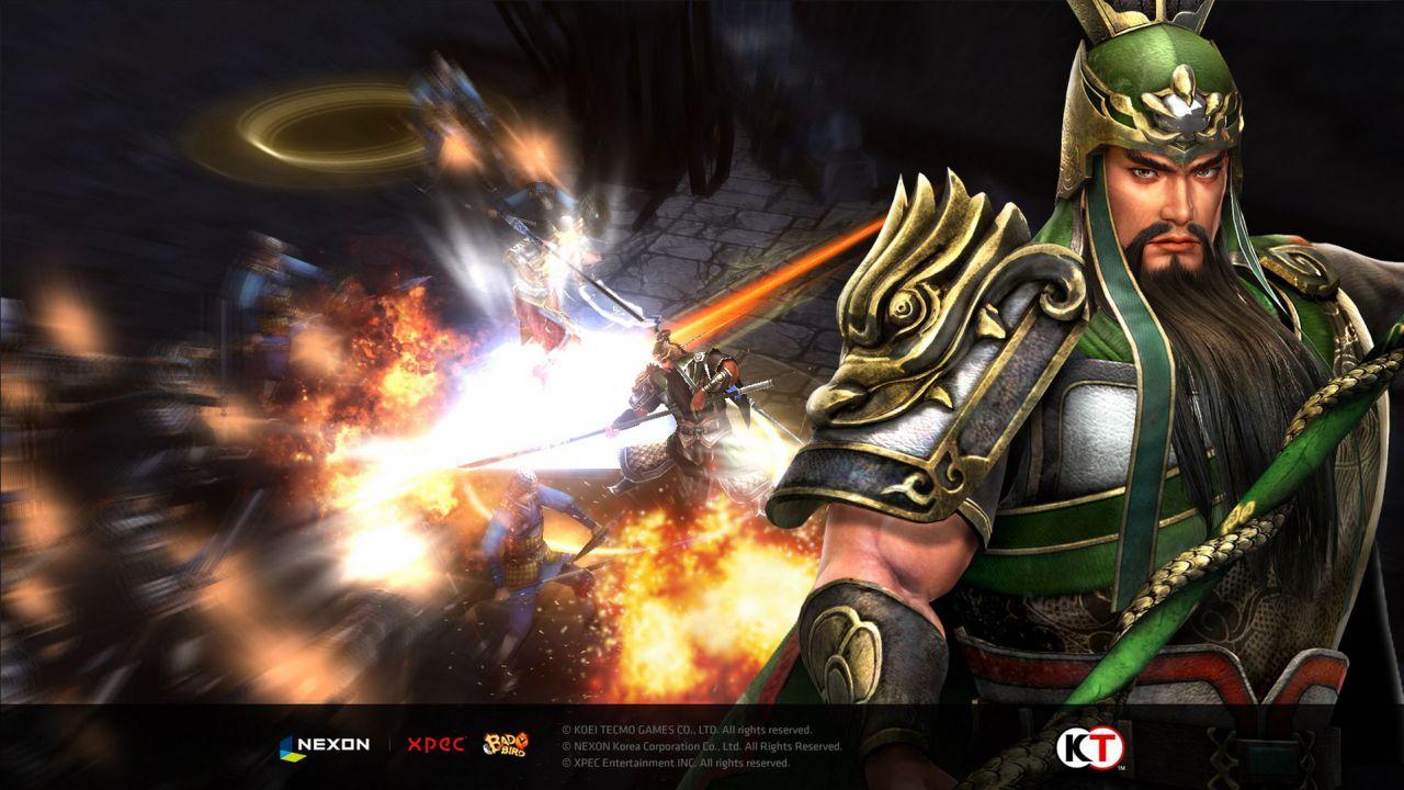 Project Dynasty Warriors annunciato da Koei Tecmo