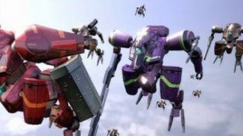 Project Nimbus: partita la campagna Kickstarter per un nuovo mech-action game ad alta velocità