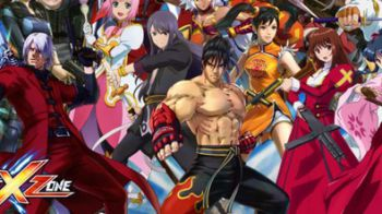 Project X Zone: scarica oggi la demo su Nintendo 3DS