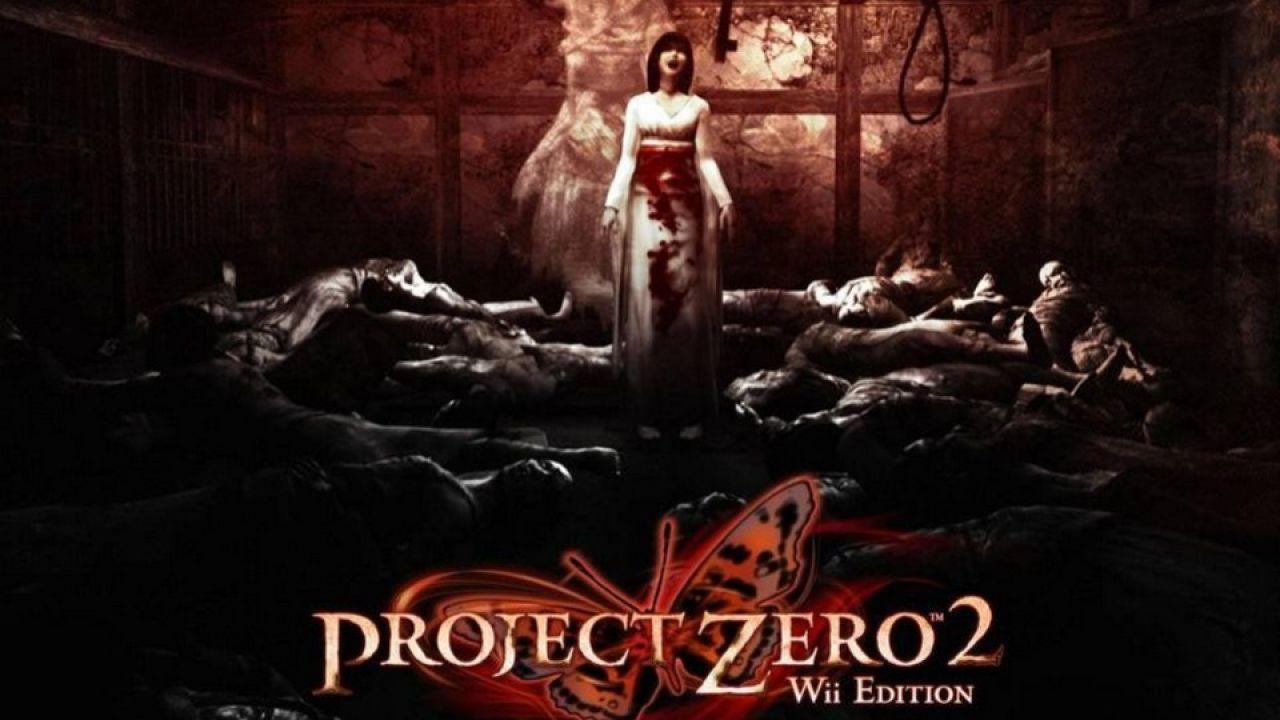 Project Zero 2: Wii Edition mostra il suo trailer di lancio