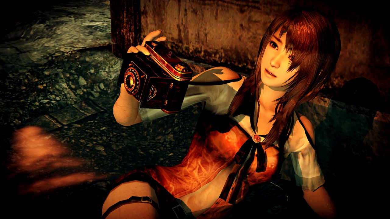Project Zero Maiden of Black Water: la versione digitale è troppo grande per le Wii U da 8 GB