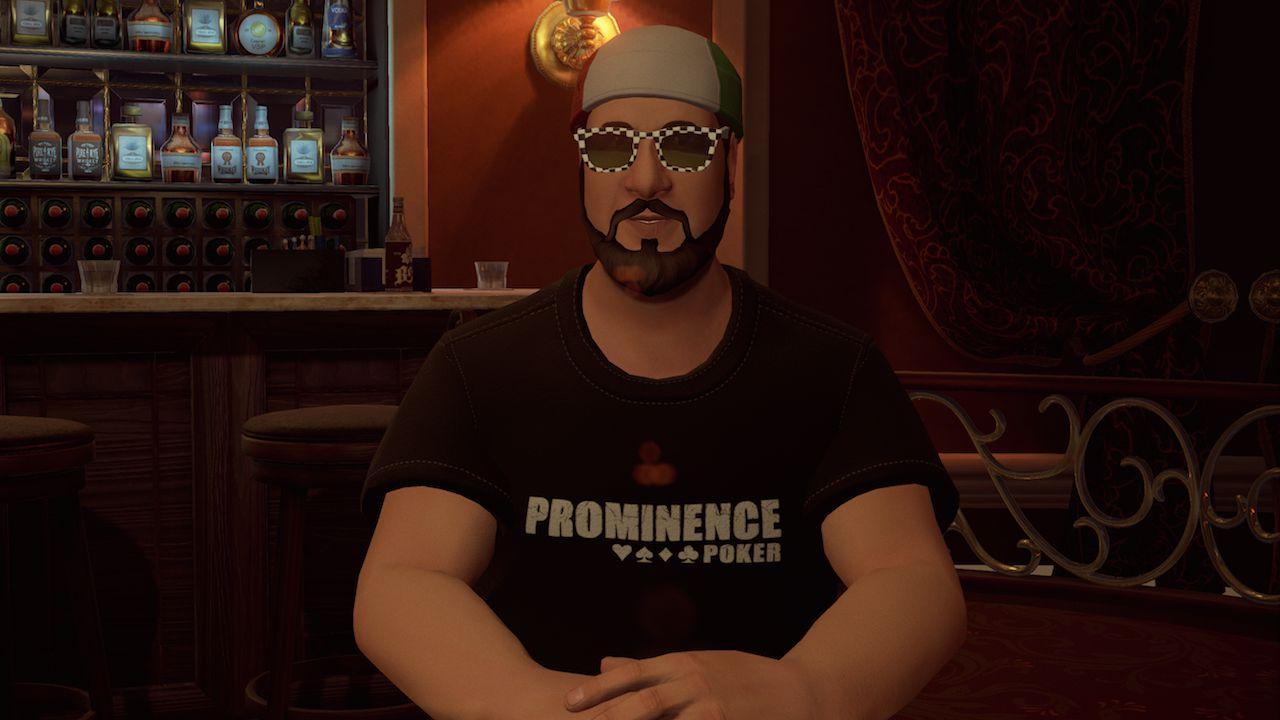 Prominence Poker: annunciata una collaborazione con Max Pescatori