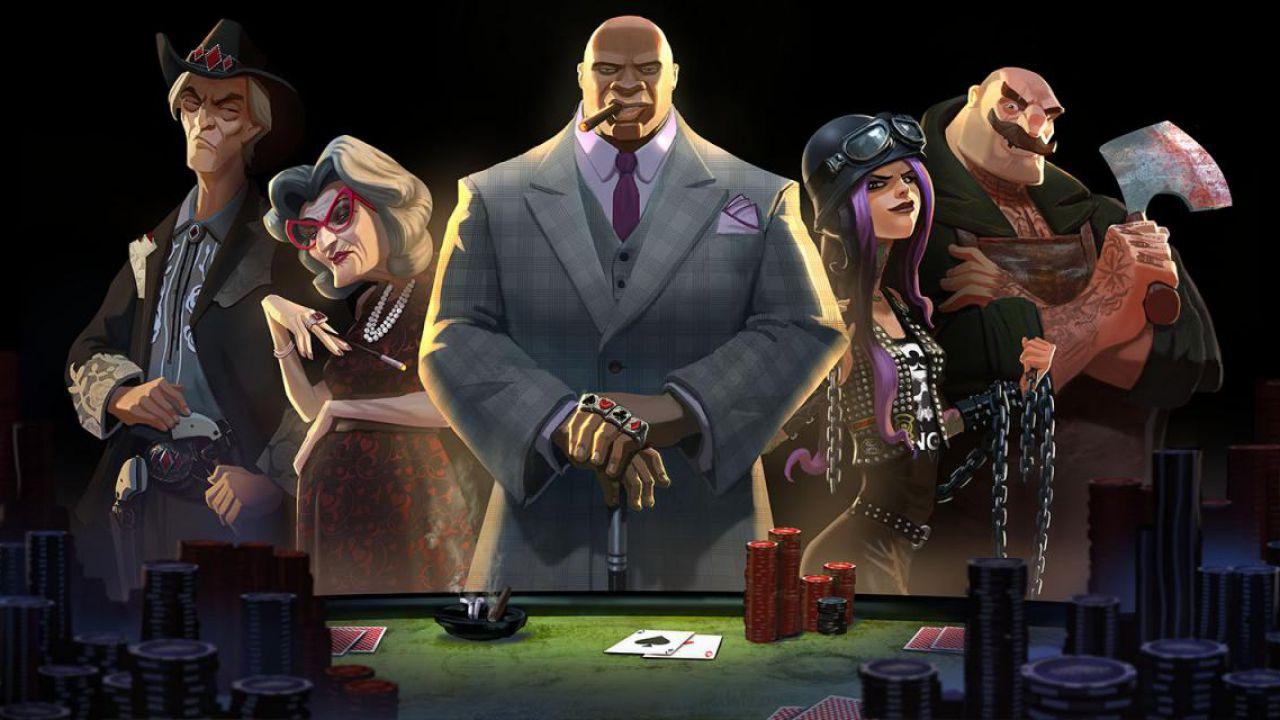 Prominence Poker disponibile ora anche su PlayStation 4