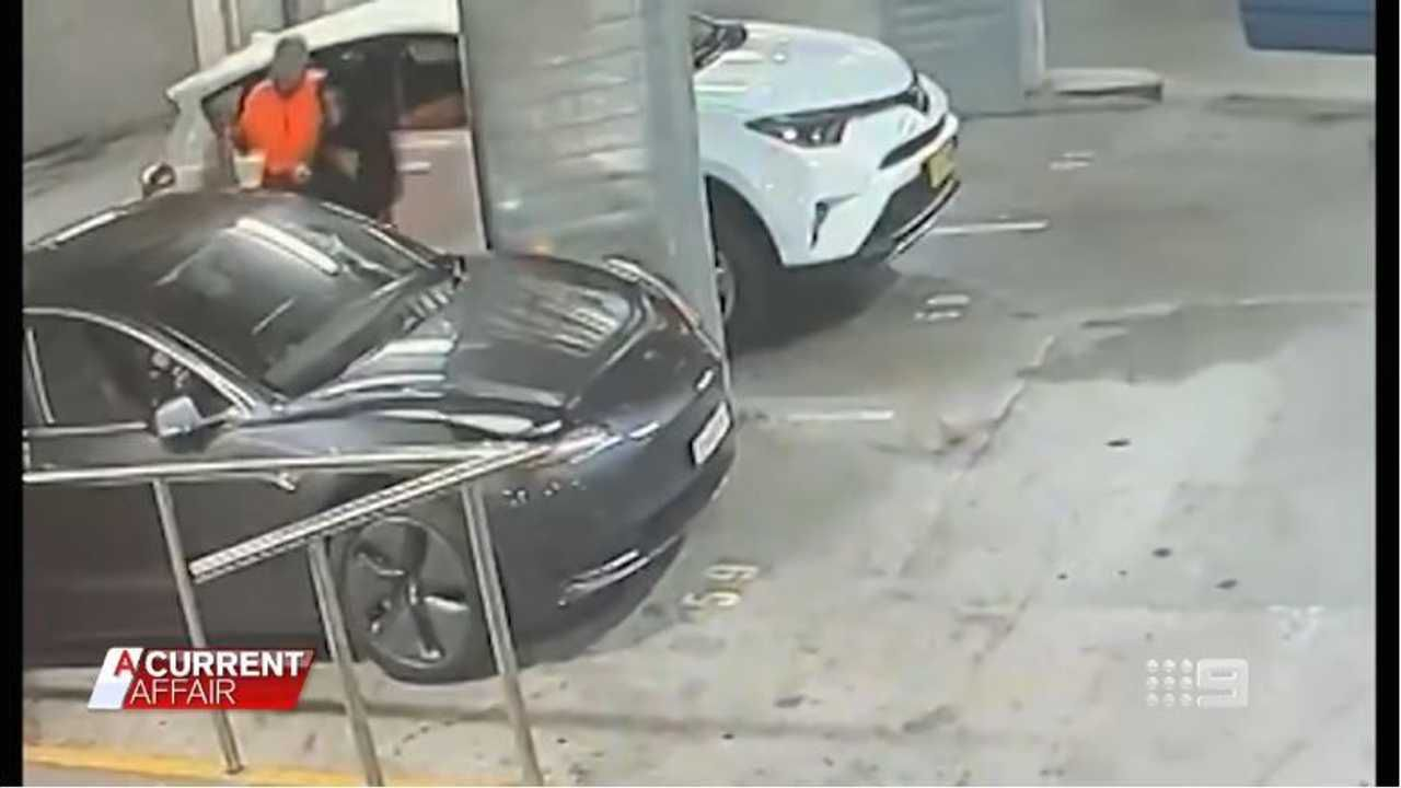 Proprietaria di una Tesla Model 3 frega i criminali grazie alla app per smartphone