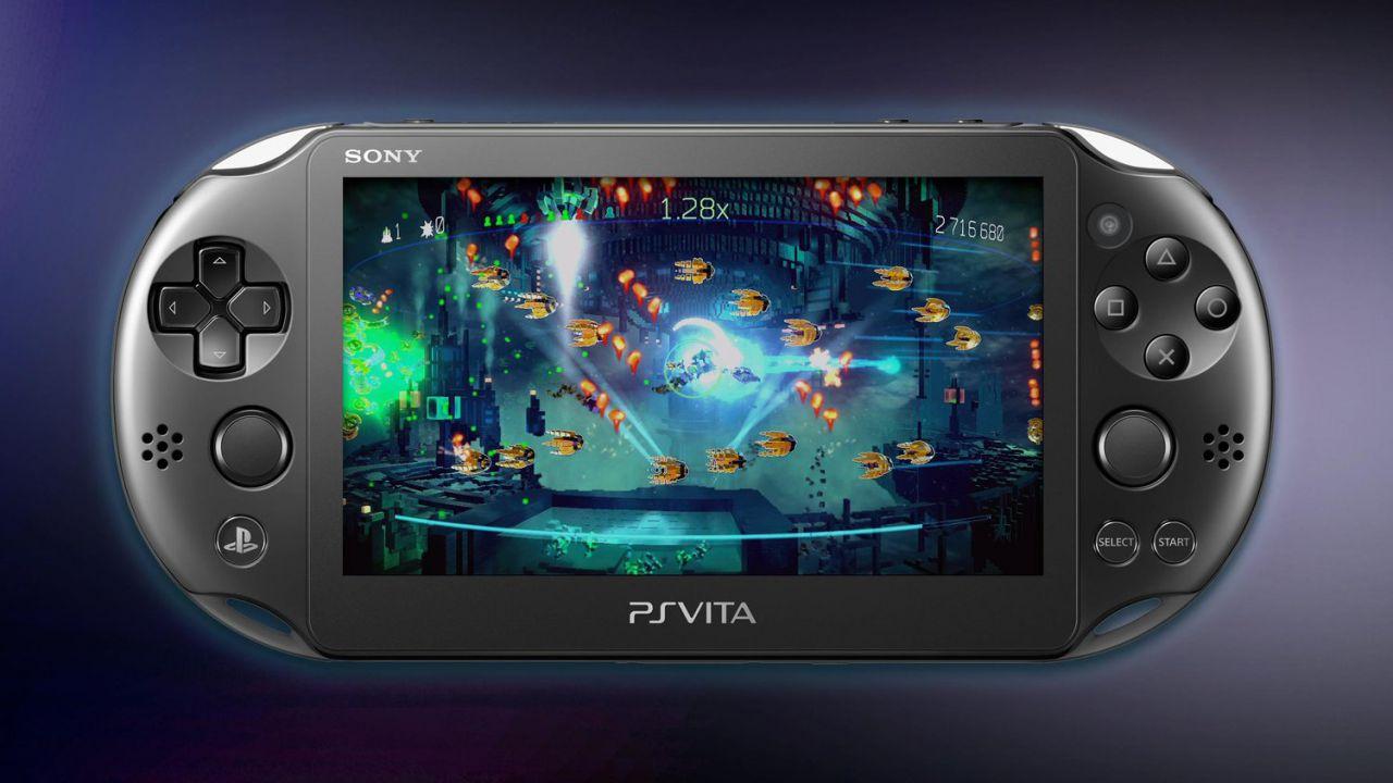 Ps vita trinity la nuova console portatile sony verr - Ps vita test de la console ...