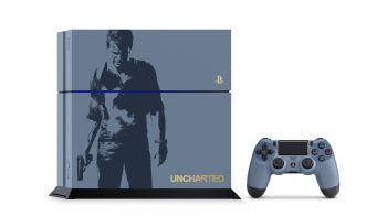 PS4: annunciato un bundle dedicato ad Uncharted 4