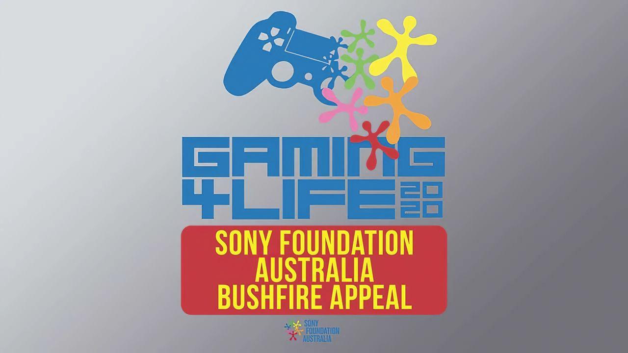 PS4 e l'incendio in Australia: Sony lancia l'evento in