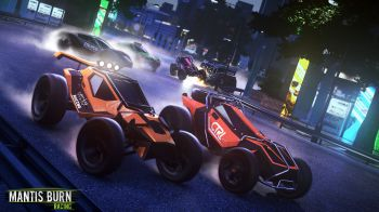 PS4 Pro: Mantis Burn Racing gira a 4K nativi e 60 fps
