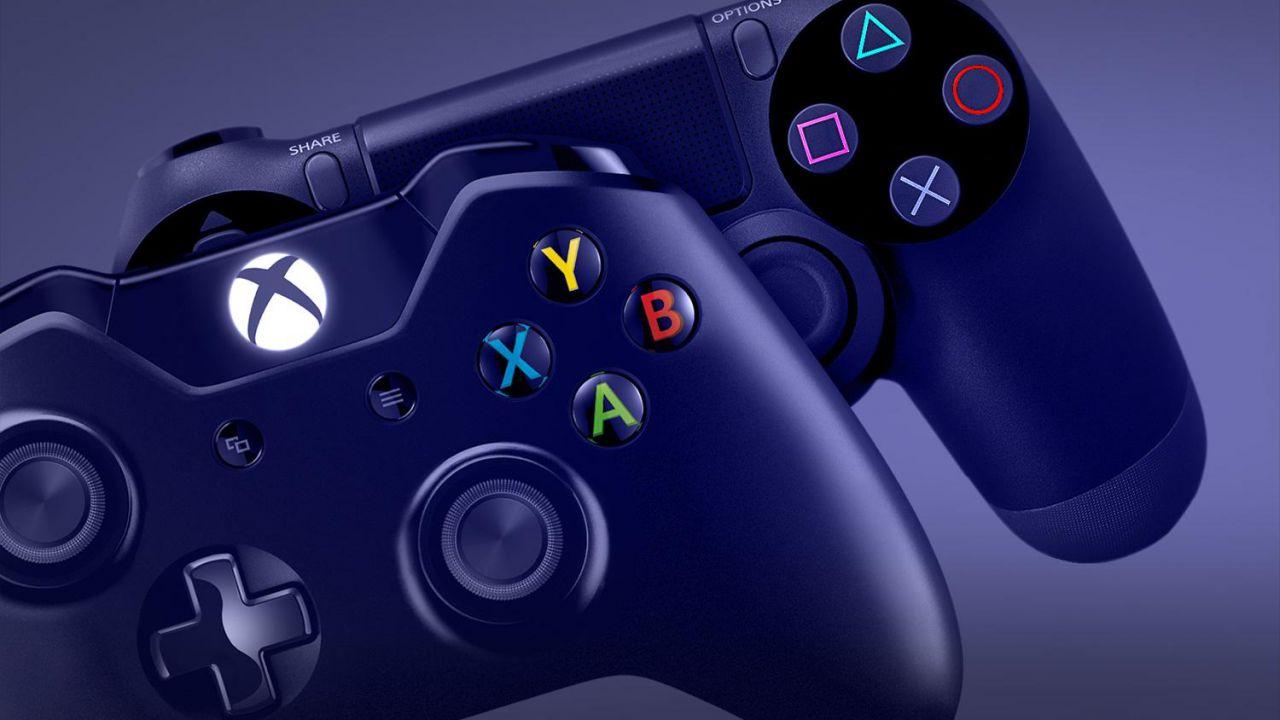 PS4 e Xbox One: 5.1 milioni di console vendute nel Regno Unito