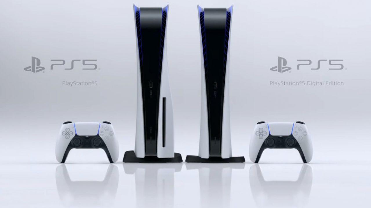 PS5 base e All-Digital: la differenza di prezzo tra le due versioni sarà di 100€?