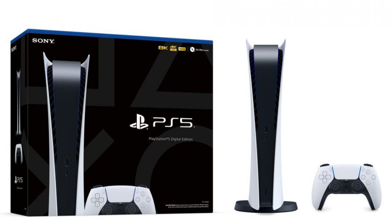 PS5: ecco la confezione ufficiale, colori diversi in base al modello
