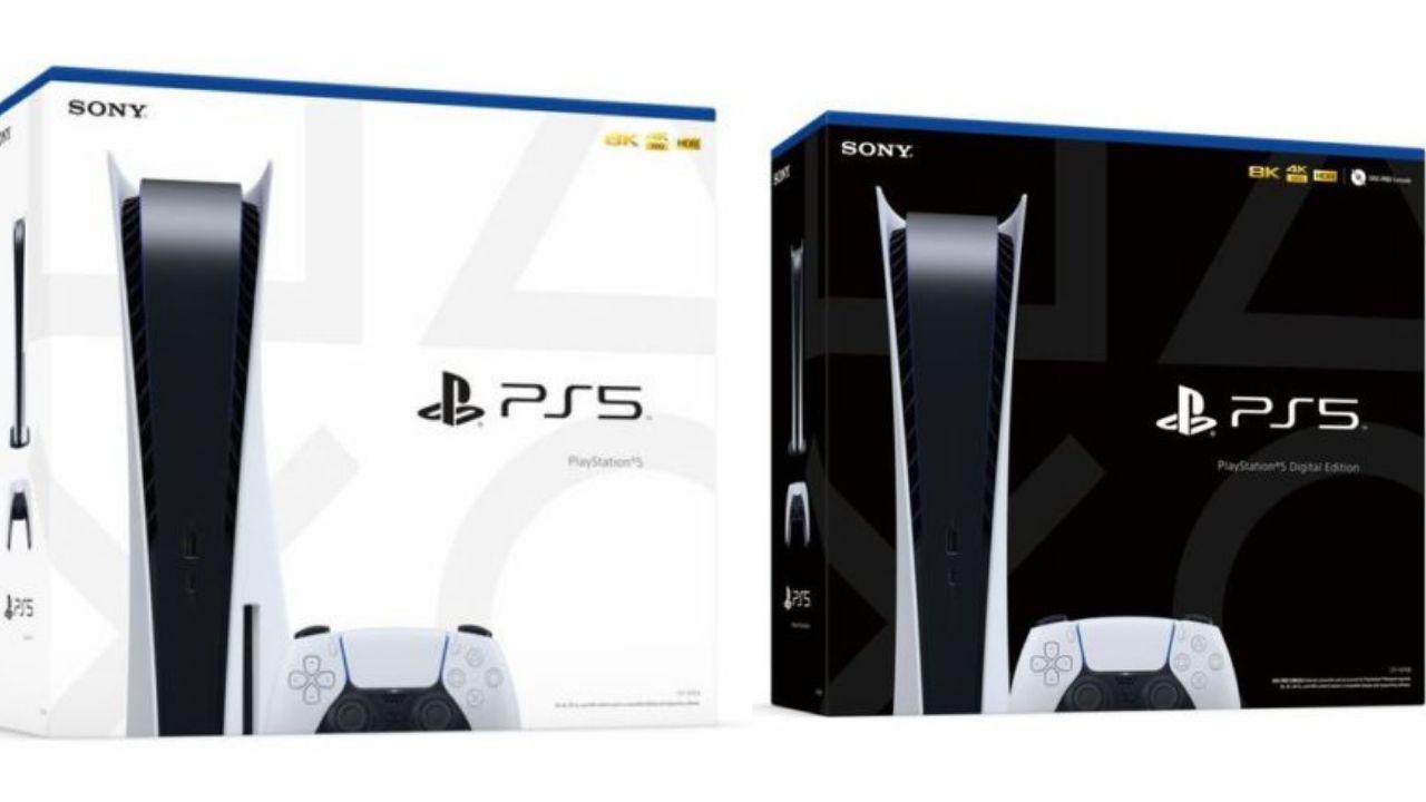 PS5 disponibile su Amazon Italia in anticipo ma non è possibile acquistarla!