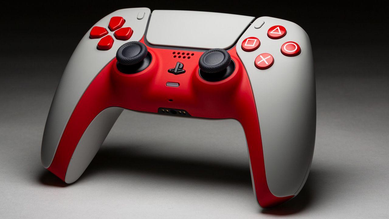 PS5 con DualSense personalizzati: azienda crea un Design Lab per controller