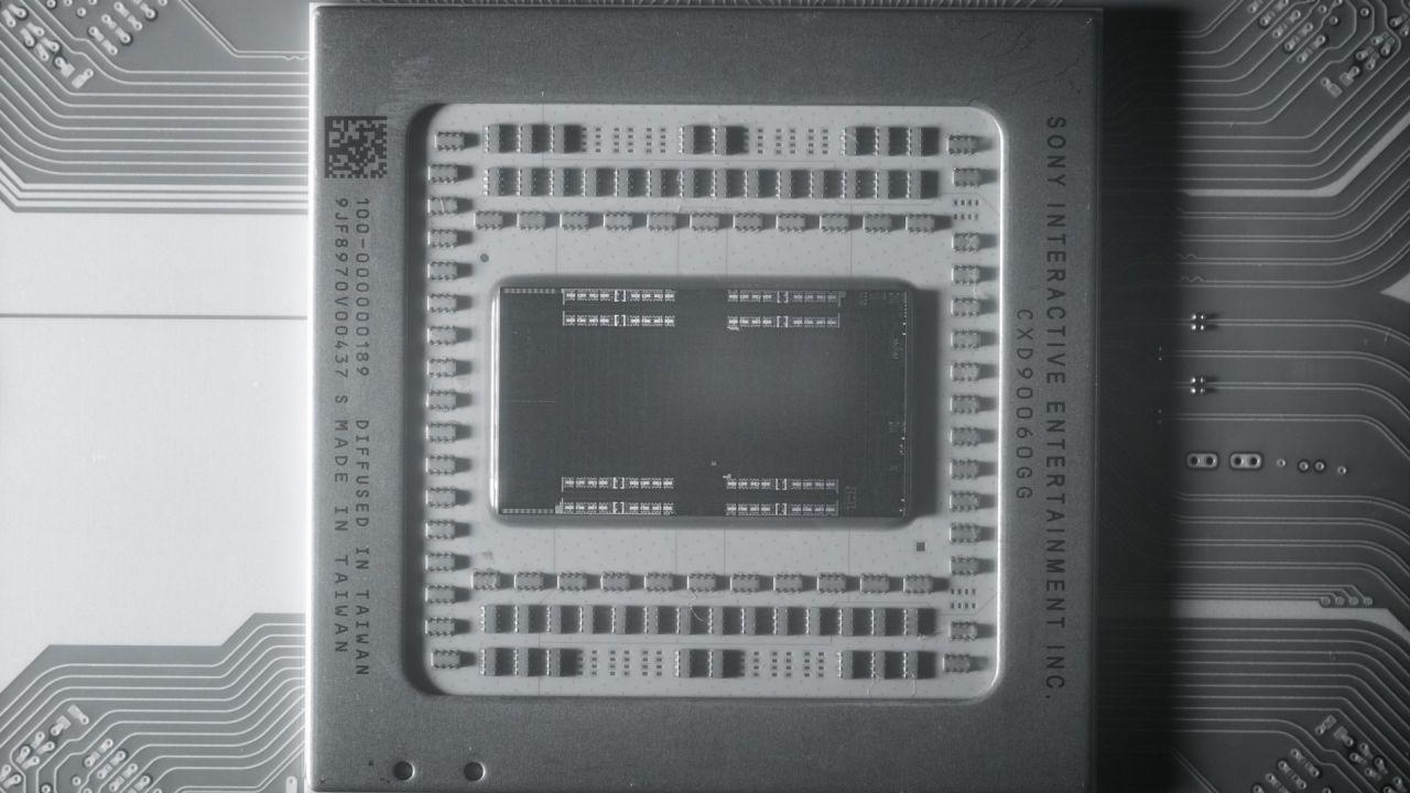 PS5: una foto ravvicinata del SoC conferma l'assenza dell'Infinity Cache?