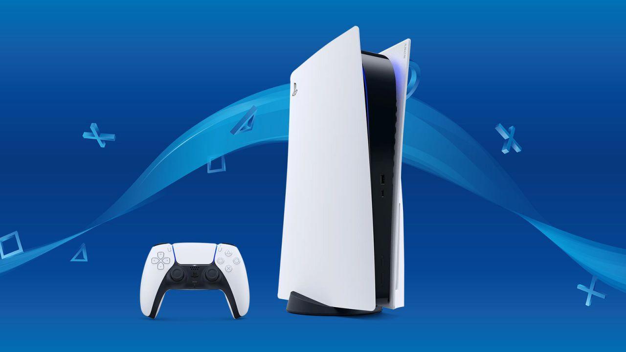 PS5: nuove console in vendita da oggi anche in Italia