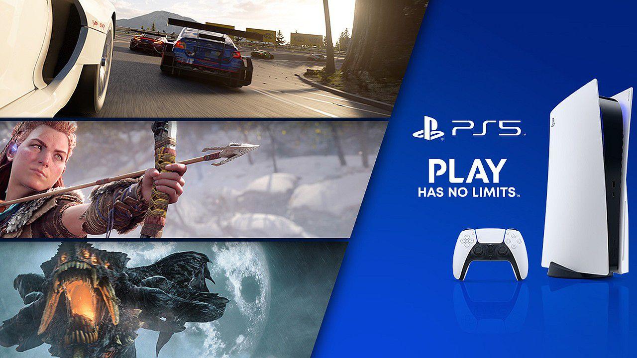 PS5: le pagine social si aggiornano per pubblicizzare la console next-gen