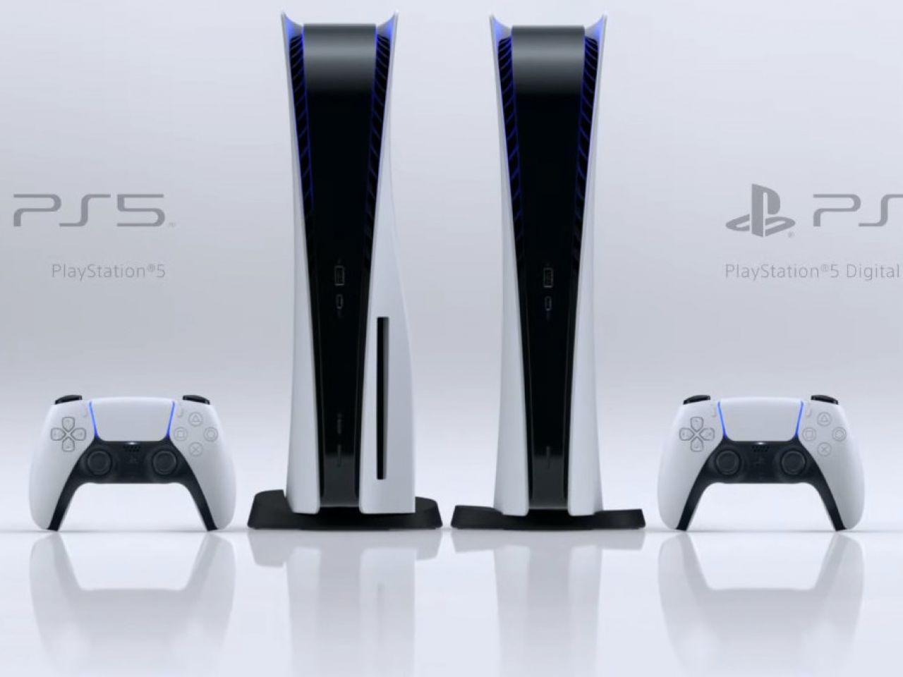 PS5, preordini: aperte le pre-registrazioni negli USA! Console in quantità  limitata