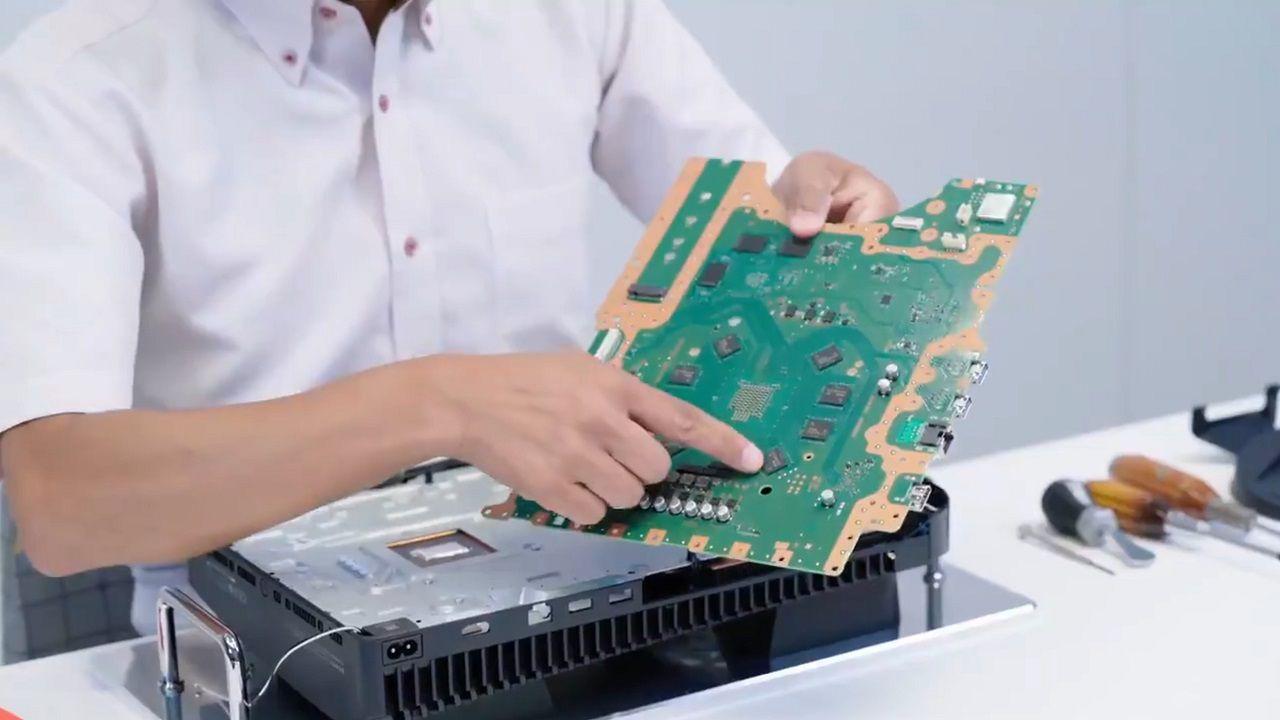 PS5: problemi grafici per colpa della GPU difettosa? Parla Tom Warren di The Verge