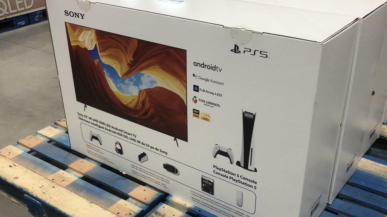 PS5, TV, giochi e accessori: il bundle definitivo a 1.400 euro in Canada!