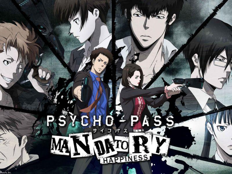 Psycho-Pass Mandatory Happiness: anche l''edizione PS4 è ora gratuita per gli utenti Plus