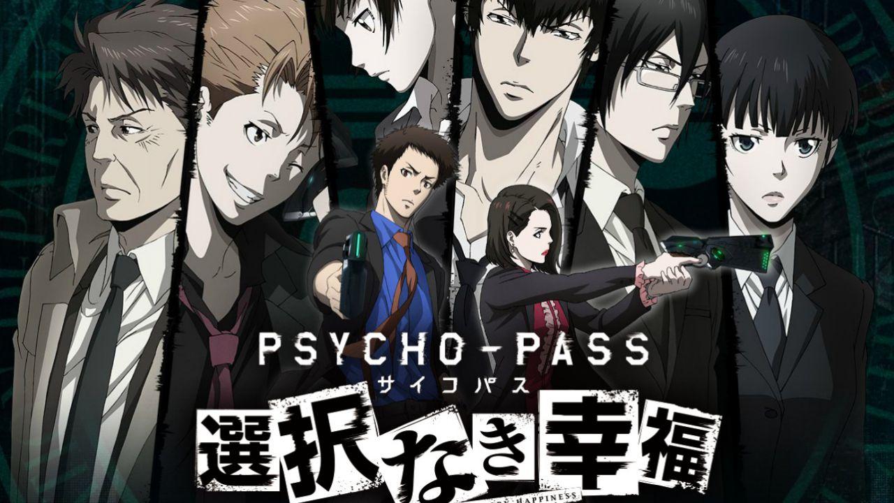 Psycho-Pass Mandatory Happiness annunciato per PlayStation 4 e Vita