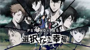 Psycho-Pass Mandatory Happiness: il trailer introduttivo