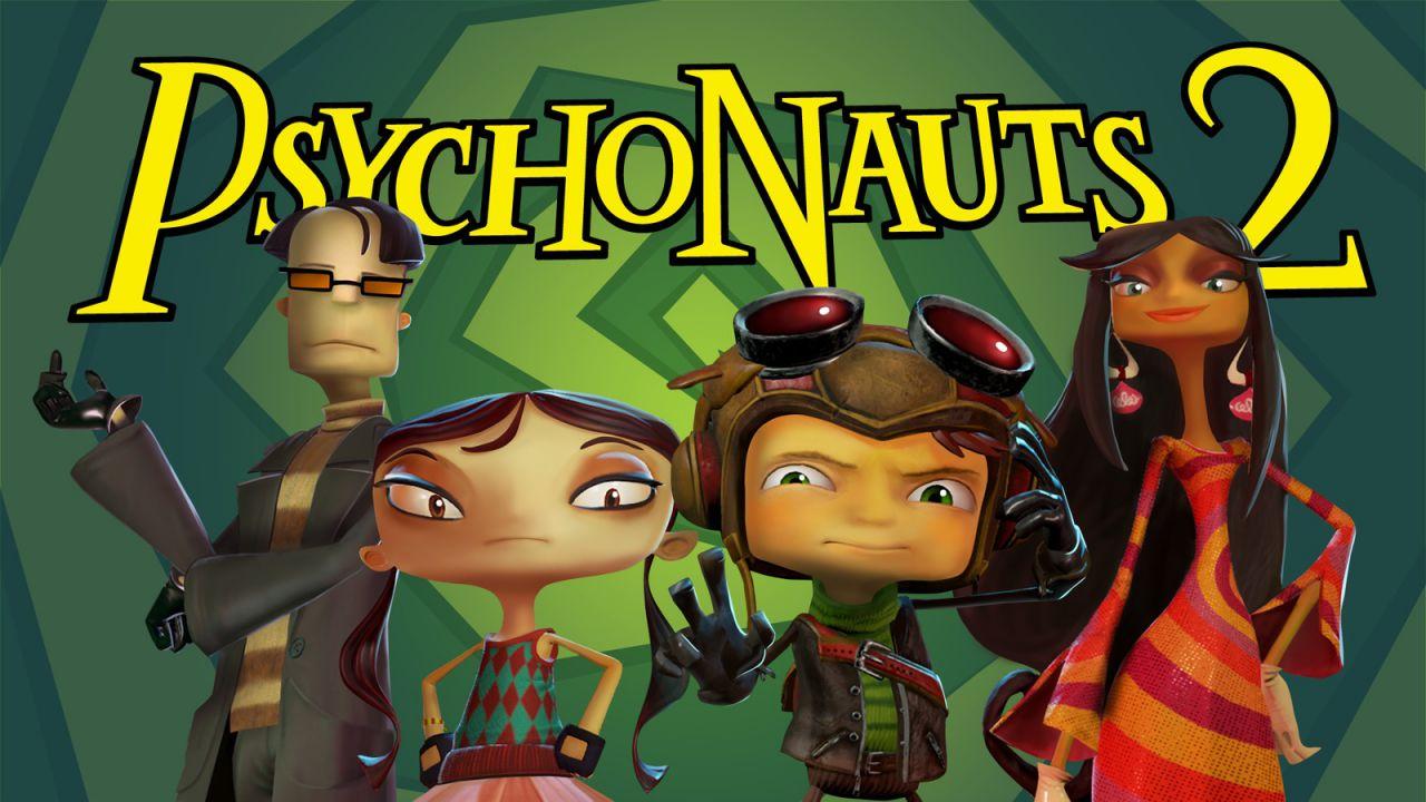 Psychonauts 2: raccolti oltre due milioni di dollari