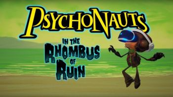 Psychonauts in the Rhombus of Ruin annunciato per PlayStation VR