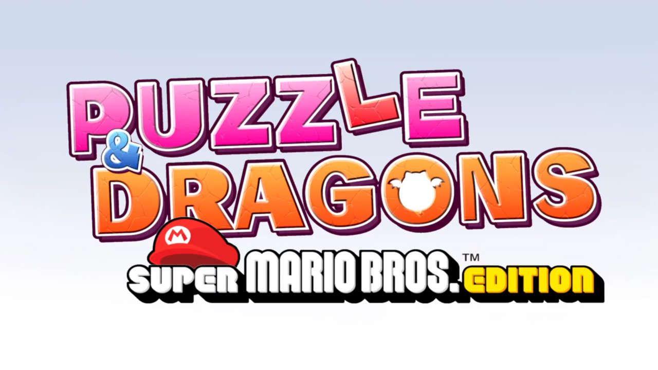 Pubblicata la demo gratuita di Puzzle & Dragons Super Mario Bros Edition sul Nintendo eShop