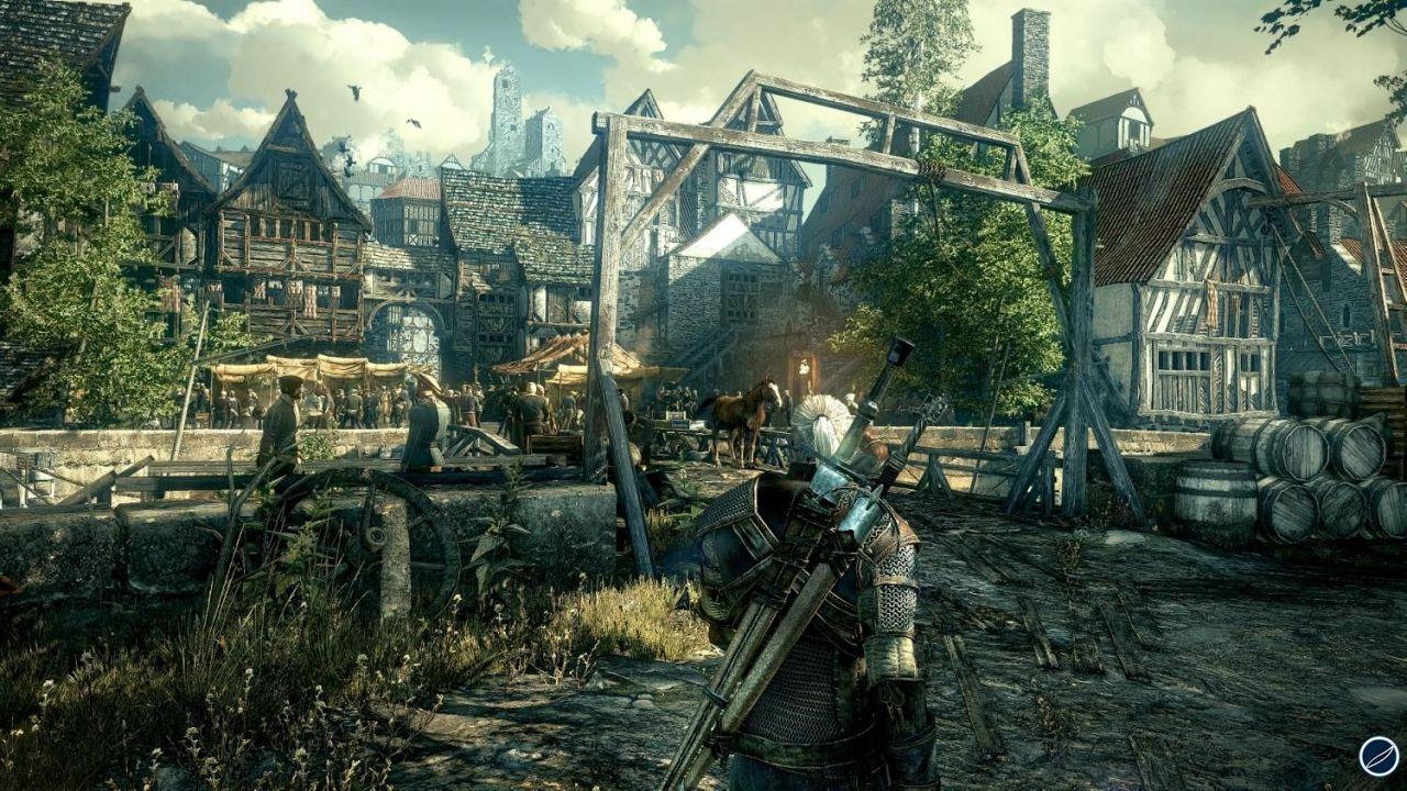 Pubblicata una nuova immagine di The Witcher 3 Wild Hunt