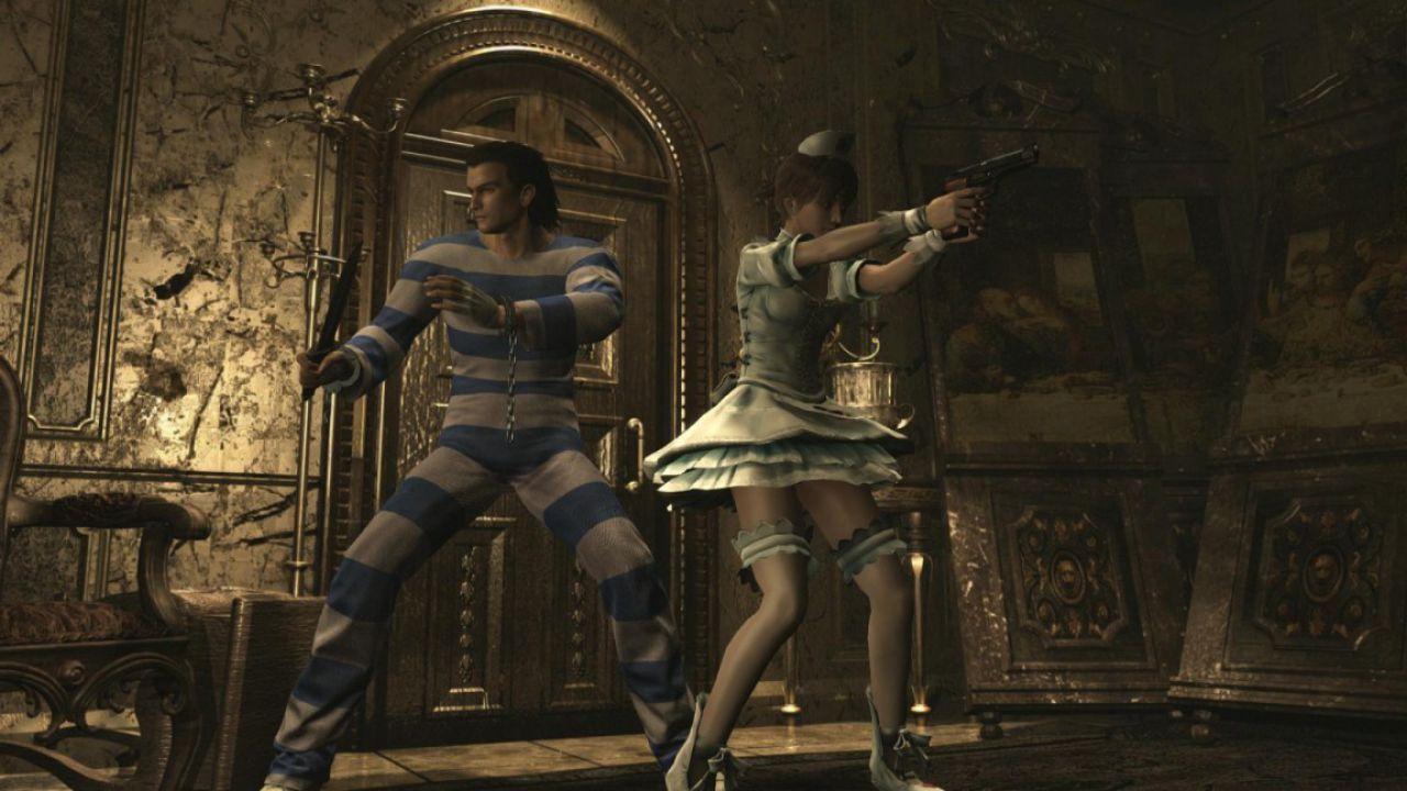 Pubblicata la visual novel Resident Evil Re-Contagion