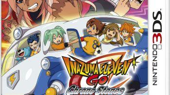 Pubblicate le copertine europee di Inazuma Eleven GO Chrono Stones Thunderflash e Wildfire