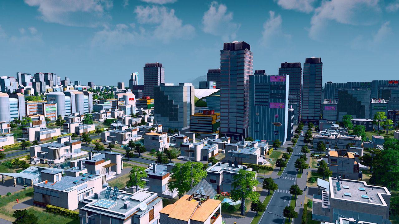 Pubblicate nuove immagini di Cities Skylines