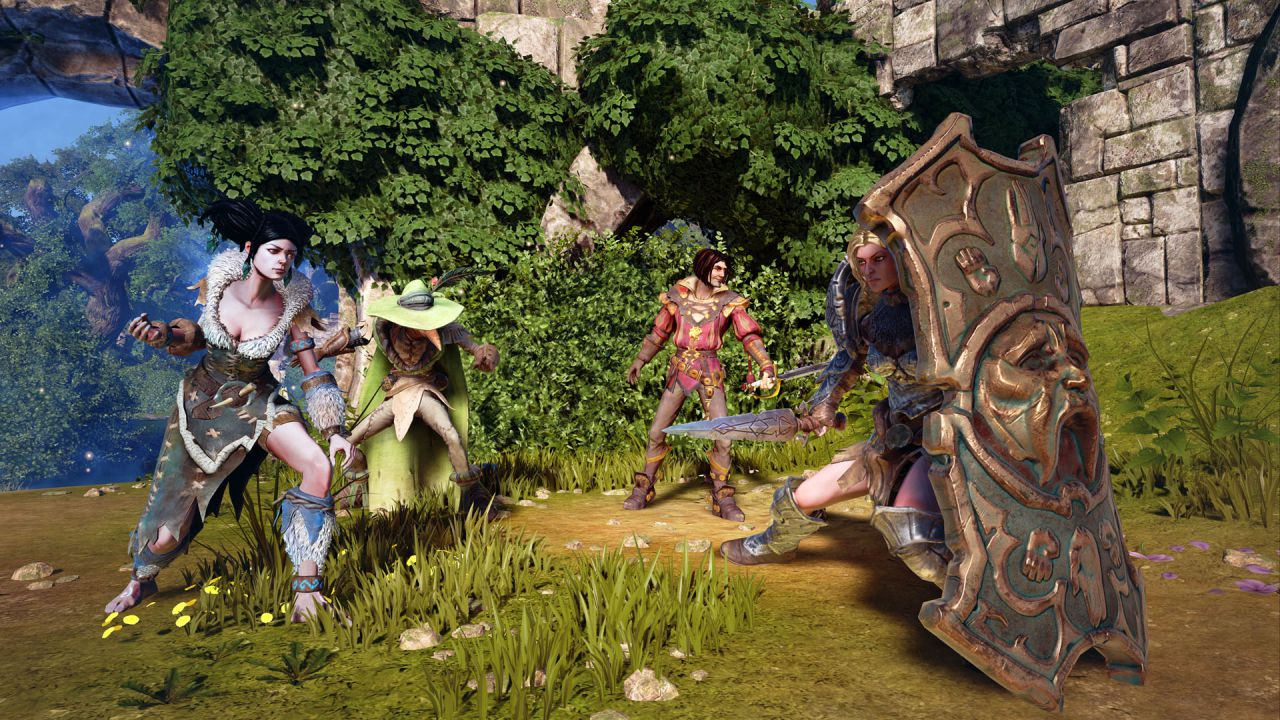 Pubblicate nuove immagini di Fable Legends