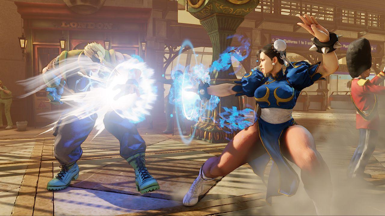 Pubblicate nuove immagini di Street Fighter V