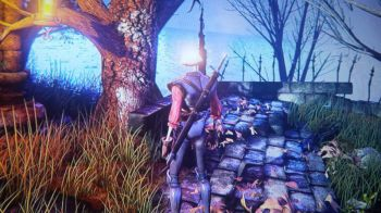 Pubblicate tre immagini off-screen di MediEvil per PS4
