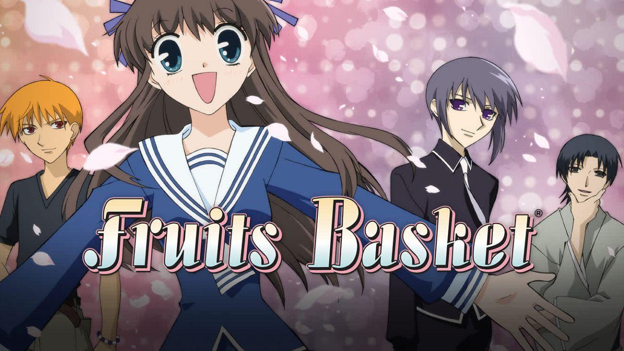 Pubblicati altri due character design del nuovo anime di Fruits Basket