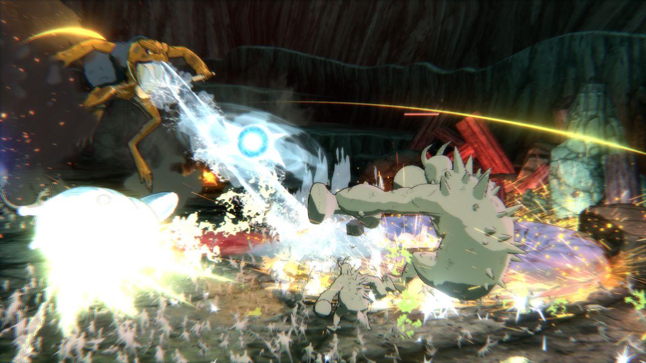 Pubblicati due nuovi artwork di Naruto Shippuden Ultimate Ninja Storm 4