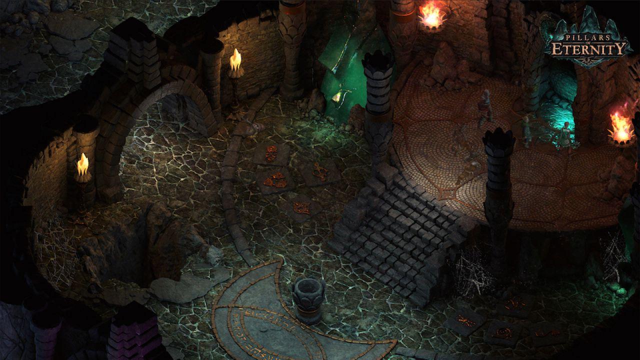Pubblicati nuovi screenshot di Pillars of Eternity