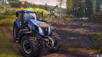 Pubblicato il primo video gameplay di Farming Simulator 17
