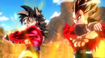Pubblicato un tema gratuito di Dragon Ball Xenoverse per PS4