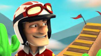 Pubblicato il trailer di lancio della versione Android di Joe Danger Touch
