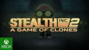 Pubblicato il trailer di lancio della versione Xbox One di Stealth Inc 2