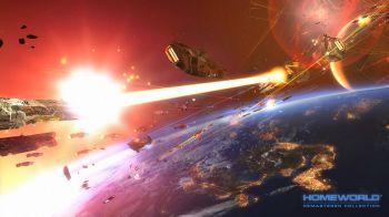 Pubblicato il trailer di lancio di Homeworld Remastered Collection