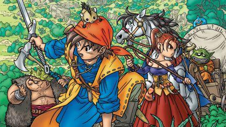 Pubblicato un poster della versione 3DS di Dragon Quest VIII