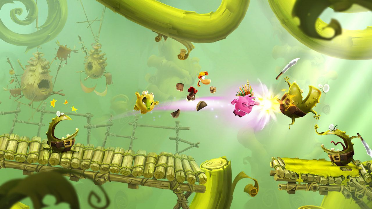 Pubblicato un video gameplay di Rayman Adventures